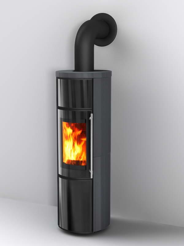 hark 125 ecoplus kaminstudio rosenbusch. Black Bedroom Furniture Sets. Home Design Ideas